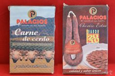 BARAJA CARTAS PUBLICIDAD CARNE DE CERDO CHORIZO EXTRA PALACIOS