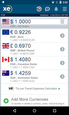 XE Currency Pro v4.5.4 (Patched)   XE Currency Pro v4.5.4 (Patched)Requirements:4.2 and upOverview:Convert every world currency with XE Currency Pro. This ad-free edition lets you simultaneously monitor twice as manycurrenciesas the free version.  It offers live proprietary currency rates charts and even stores the last updated rates so it works when theInternetdoesn't. With over 20 milliondownloads XE Currency is the worlds mostdownloadedforeign exchangeapp. It is a top 20 Travel & Local…