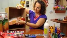 Perfect for decorating on a budget or green decorating! This tutorial shows you how to take empty cereal boxes and other cardboard materials, and transform them into a beautiful and cool chest of drawers you can use to store your small items.
