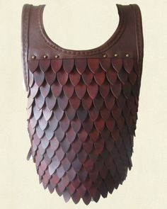 Leather Scale Cuirass from Battle Ready (UK)