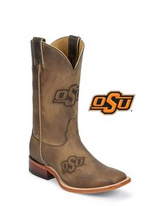 f30617d2fd8 Men s Oklahoma State Branded Boot
