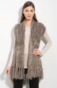 Holiday Hot Item Alert:  Faux Fur Vests
