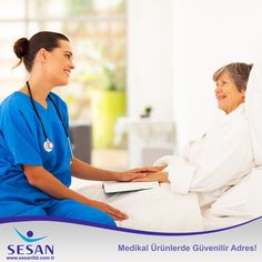 Sesan, medikal ürünlerde güvenilir adres!