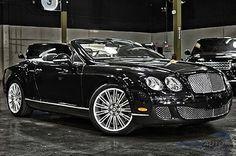 2010 Bentley Continental GT GTC Speed Convertible 2-Door
