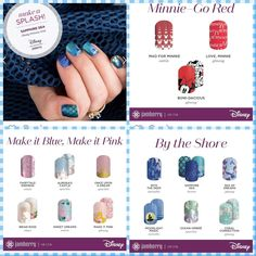 Disney jamberry! Soon to retire get them while you still can!!
