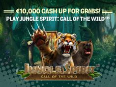 SpinAndWin-JungleSpirit