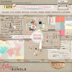 Artsy Style Bundle