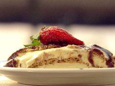 Eclair Cake recipe from Paula Deen via Food Network