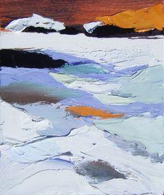 lauren adams winter landscape