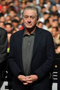 Robert De Niro at the Marrakech International Film Festival, on December 2018 in Marrakech, Morocco. (Photo by Stephane Cardinale – Corbis/Corbis via Getty Images) Abandoned Castles, Abandoned Mansions, Abandoned Places, Marrakech Morocco, Al Pacino, New York Style, International Film Festival, Hollywood Stars, Suit Jacket