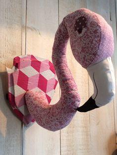El flamingo de la boutique madamepich sur Etsy