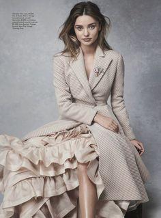 Miranda Kerr by Nicole Bentley for Vogue Australia July 2014 5