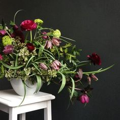 Florist Friday : Interview with Rachael Scott of Hedgerow
