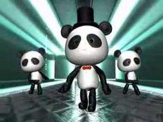 Dancing Pandas - YouTube