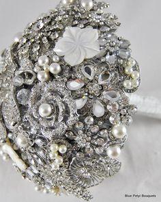Bling! Brooch Bouquet