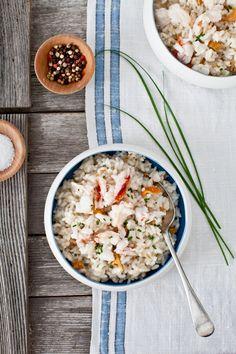 ... Risotto Recipes on Pinterest | Risotto, Mushroom risotto and Risotto
