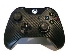Xbox One Controller Carbon Fiber Skin Geek Games, Xbox One Games, Ps4 Games, First Video Game, Video Games, Wii, Consoles, Sims 4 Expansions, Xbox One Controller