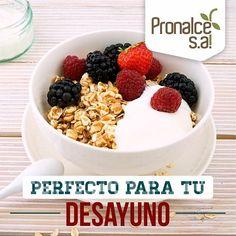 Con #ProductosPronalce te preparas el mejor y más nutritivo desayuno, la mezcla perfecta entre sabor y nutrición.  #Pronalce #Avena #Wheat #Trigo #Cereal #Granola #Fit #Oats #ComidaSaludable #Yummy #Delicious #Tasty #Instagood #Delicioso #Sano #HealthyFood #Breakfast #Protein #Nutrición #Cereales
