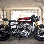 Yamaha Virago 1100 Cafe Racer – Hageman MC