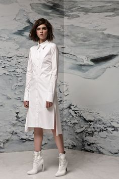 Tess Giberson, Осень-зима 2015/2016, Ready-To-Wear, Нью-Йорк