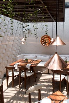 Sensational photo - go to our page for lots more choices! Restaurant Patio, Outdoor Lighting, Outdoor Decor, Ceiling Design, Playroom, Terrace, New Homes, Singular, Ceiling Lights