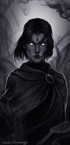 Raven by Krista-Dunaway.deviantart.com on @DeviantArt - Visit to grab an amazing super hero shirt now on sale!