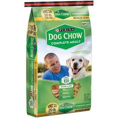 Free 2-day shipping on qualified orders over $35. Buy Purina Dog Chow Complete Adult Dog Food 20 lb. Bonus Bag at Walmart.com