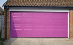 We offer over 100 colors to choose from. Garage Door Colors, Garage Doors, Home Remodeling, Home Furnishings, Colorful, Outdoor Decor, House, Home Decor, Decoration Home