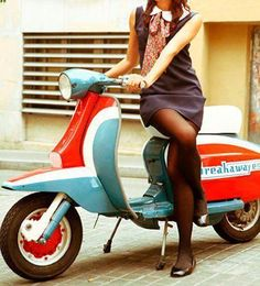 #Lambretta #italiandesign