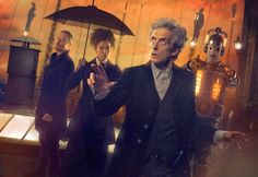 'The Doctor Falls'. Promo. shot. Final ep. 12