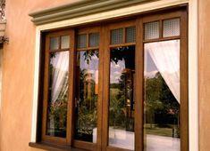 Tipos de janelas de madeira para casa 12
