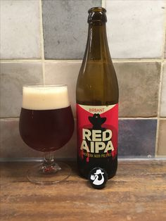 Browar Birbant - Red AIPA (Red IPA)