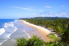 Praia de Itacarezinho, Itacaré, Bahia