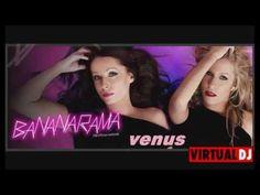 "Bananarama ""Venus"" Club Remix DJ Crave O 2016"