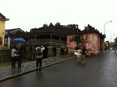 Lovely town. Hoi An in Vietnam