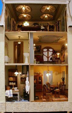 Petit cabinet de curiosités: Back to the Art Nouveau