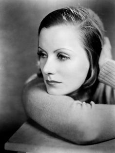 """La divine"" Greta Garbo (actrice)"