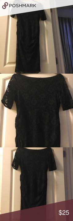 ASOS Maternity lace dress ASOS maternity lace dress size US 4 worn once very flattering to the bump when worn received so many compliments ASOS Maternity Dresses