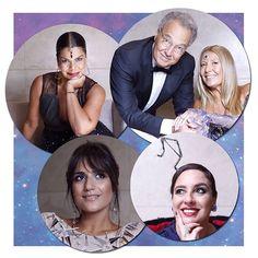 O time Vogue reunido: a diretora-geral da EGCN @danielafalcao1 nossa diretora de estilo @donatameirelles com @nizanng a editora de beleza @luizamsouza e nossa diretora de redação @srogar. Todas no clima do zodíaco! (Fotos @flavioteperman) #bailedavogue #ladyzodiac #bailedavogue2017  via VOGUE BRASIL MAGAZINE OFFICIAL INSTAGRAM - Fashion Campaigns  Haute Couture  Advertising  Editorial Photography  Magazine Cover Designs  Supermodels  Runway Models