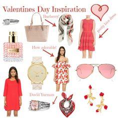 Valentines Day Inspiration | A Daydream Love