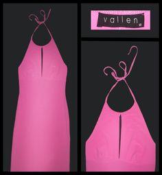 Vallen, pink chest split halter  Size: 8  Price: $20 Pink Chests, Formal Prom, Athletic Tank Tops, Women, Fashion, Moda, Fashion Styles, Fashion Illustrations, Fashion Models