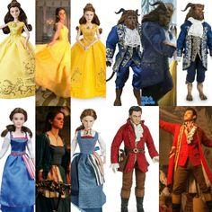 We saw all this dolls and we all had different opinions final round of Hasbro or Disney store ?  #lumiere #dollcollector #disneyprincesses #belle #dollcollection #dfdc #limitededitiondisneydoll #disneylego #paigeohara #disneydolls  #dolllover #tockins #labellaelabestia #beast #bellaybestia  #beautyandthebeastlive #disneystore #disneycollector  #gaston #animatorsdoll#disneydolls #disney #hasbro #doll #disneystore #disneycollector #dolllover #beautyandthebeastliveaction #batbla #labatb…