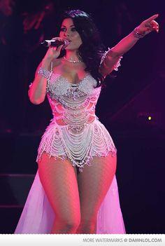 She's Pretty Hip...
