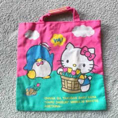 TUXEDO SAM HELLO Kitty Tote Bag Sanrio Retro Novelty - $67.09. FOR SALE! Item TitleTuxedo Sam Hello Kitty Tote Bag Sanrio Retro Novelty DescriptionNo description. PaymentWe only accept PayPal payments.Please pay within 5 days after auction is finished. About UsWe are located in Japan.It's our pleasure to make you happy by proposing our recommend item.If you have any questions or request about items, 334037389784