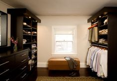 Clothes Storage Solutions That Work Well For Men