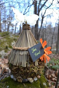 fairy house: for rent