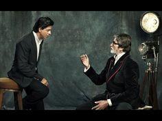 अमिताभ ने दी शाहरुख खान को जिप लगाने की सलाह | Amitabh give advice to Sh...