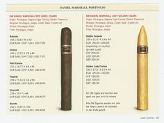 Commemorative special offer in honor of Daniel Marshall on the cover of Cigar Journal