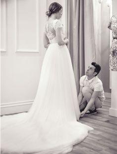 9 mejores imágenes de Vestidos de novia - Fotografía de boda ... fe925f43ea4