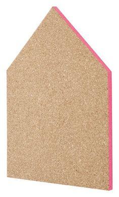 Panneau mémo Pin board Large H 55 cm